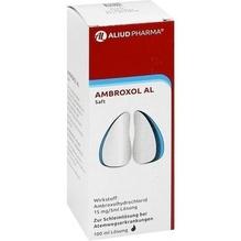 Ambroxol Al Saft 100 ml