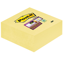 Post-it Haftnotiz Super Sticky 2014-SCY 76x76mm 270Blatt gelb