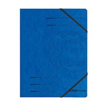 Herlitz Eckspanner 11387180 DIN A4 Colorspankarton blau