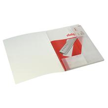 dataplus Angebotsmappe Media 20190.086 DIN A4 natur-transparent