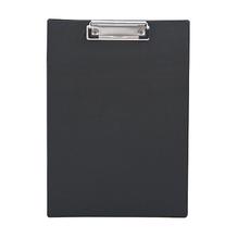 Klemmbrett DIN A4 Polystyrol schwarz