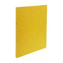 Exacompta Ringbuch 54259E DIN A4 2Ringe 15mm Karton gelb