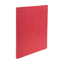 Exacompta Ringbuch 24255E DIN A4 2Ringe 15mm Karton rot