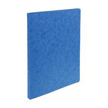 Exacompta Ringbuch 54252E DIN A4 2Ringe 15mm Karton blau