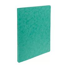 Exacompta Ringbuch 54253E DIN A4 2Ringe 15mm Karton grün