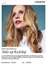 Gutschein für Make up Workshop