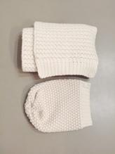 gwynedds Schal und Mütze