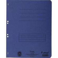 Exacompta Ösenhefter Forever 351507B voller Deckel A4 blau