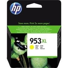 HP Tintenpatrone F6U18AE 953XL 1.600Seiten 20ml gelb