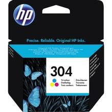 HP Tintenpatrone N9K05AE 304 100Seiten c/m/y