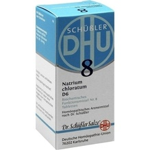 Biochemie Dhu 8 Natrium chloratum D 6 Tabletten 80 St