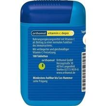 Orthomol Vitamin C Depo Tabletten 100 St