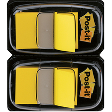 Post-it Haftstreifen Index Standard 680-YW2 50Blatt gelb 2 St./Pack