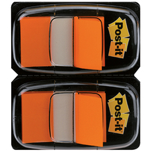 Post-it Haftstreifen Index Standard 680-OE2 50Blatt orange 2 St./Pack.