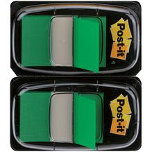 Post-it Haftstreifen Index Standard 680-GN2 50Blatt sortiert 2 St./Pack