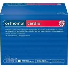 Orthomol Cardio Granulat+Kapseln 30 Kombipackung 1 St