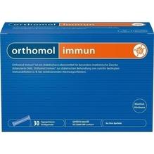 Orthomol Immun Direktgranulat Himbeer/Menthol 30 St