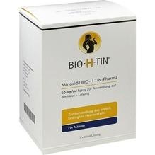 Minoxidil Bio-H-Tin Pharma 50 mg/ml Spray Lsg. 3X60 ml