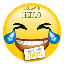 Lindt 'HELLO Emoti – just too funny!', 30g