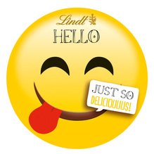 Lindt 'HELLO Emoti – just so deliciouuus!', 30g