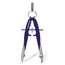 STAEDTLER Zirkel  Mars Comfort 556 00 Metall silber/blau