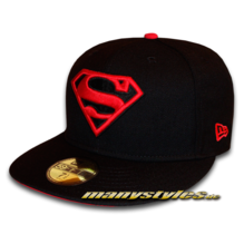 DC Comic Art Cap Superman