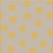 Serviette/33x33 Tupfen/taupe