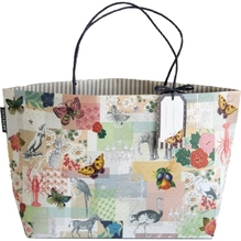 City-Bag/30x24x11cm Romantic Animals