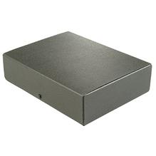 ELBA Dokumentenmappe 400000989 DIN A4 Füllhöhe 80mm schwarz