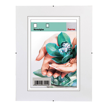 Hama Bilderrahmen Clip-Fix 00063030 30x40cm rahmenlos transparent