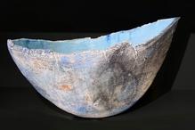 Keramikobjekt Arche