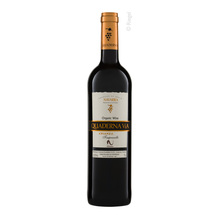 Tempranillo Crianza, 2014, DO, tr., Bioprodukt, vegan - Quaderna Via
