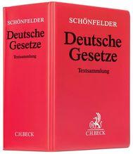 Schönfelder Deutsche Gesetze, Grundwerk ohne Fortsetzung
