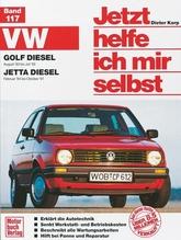 VW Golf Diesel August '83 bis Juli '92, Jetta Diesel Februar '84 bis Oktober '91 | Korp, Dieter