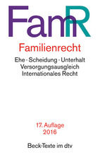 Familienrecht (FamR)