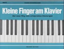 Kleine Finger am Klavier. H.2 | Bodenmann, Hans