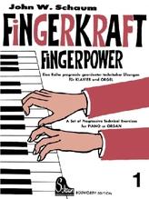 Fingerkraft. Fingerpower. H.1 | Schaum, John W.