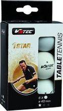 V3tec Tischtennisbälle 6er Pack