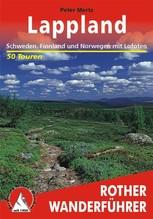 Rother Wanderführer Lappland | Mertz, Peter