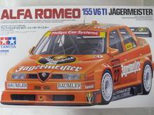 TA24148 Tamiya 1:24 Alfa Romeo 155 V6 DTM Jägermeister Wiederauflage