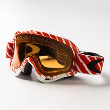 Oakley Skibrille 57-427 XS O-Frame shaun white persimmon