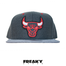Mitchell & Ness Snapback Chicago Bulls