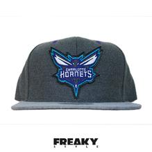Mitchell & Ness Snapback Charlotte Hornets