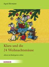 Klara und die 24 Weihnachtsmäuse | Biermann, Ingrid