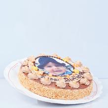 Geburtstags-Torte mit Bild