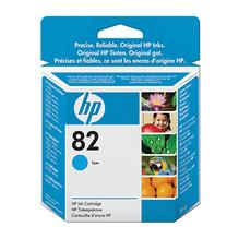 HP Tintenpatrone CH566A 82 28ml cyan