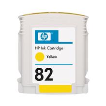 HP Tintenpatrone CH568A 82 28ml gelb