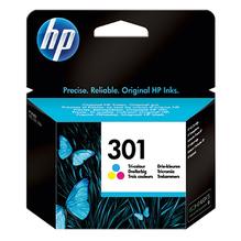 HP Tintenpatrone CH562EE 301 3ml c/m/y