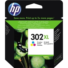 HP Tintenpatrone F6U67AE 302XL 330Seiten c/m/y