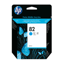 HP Tintenpatrone C4911A 82 69ml cyan